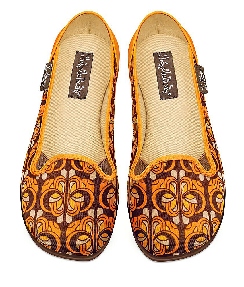 Stella Slip-on Sko fra Hot Chocolate Design