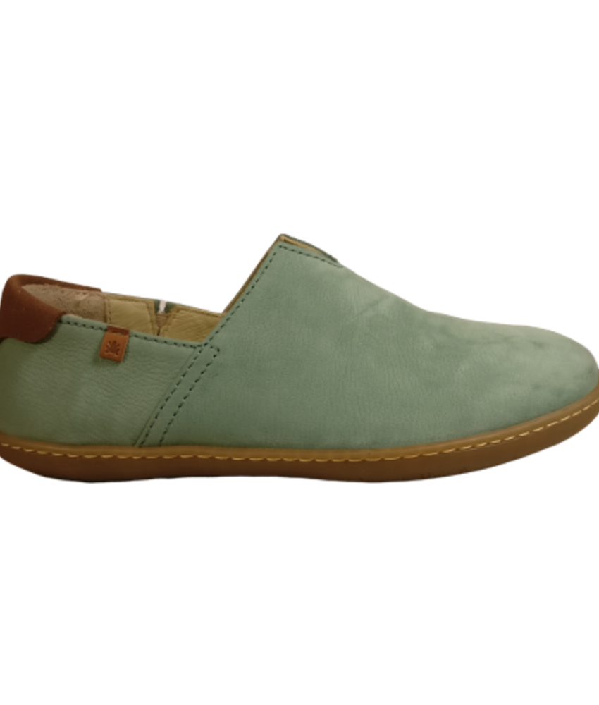 El Naturalista Pleasant Mint Loafers - n275