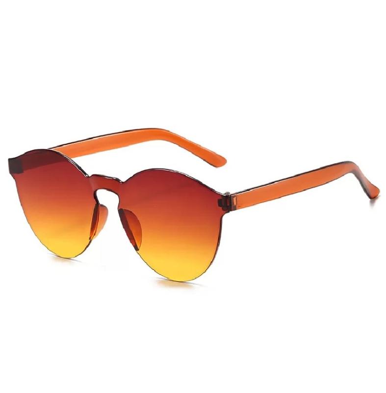 Solbriller - Burnt Orange